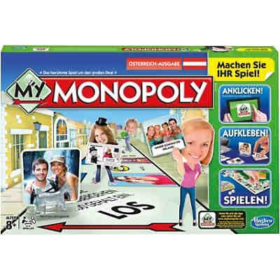 hasbro spiele monopoly twister tabu g nstig online kaufen mytoys. Black Bedroom Furniture Sets. Home Design Ideas