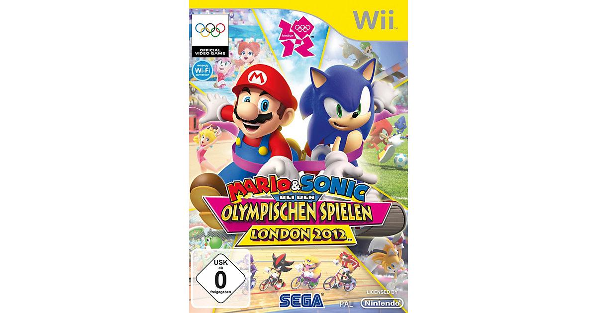 Vorschaubild von Wii Mario & Sonic: London 2012