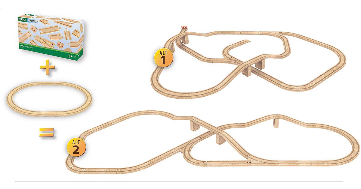 Brio · BRIO Großes Schienensortiment 33772