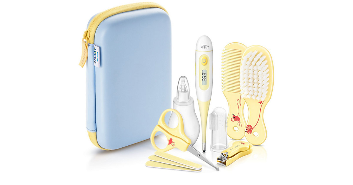 Philips AVENT · Philips AVENT SCH400/00 Babypflege-Set gelb