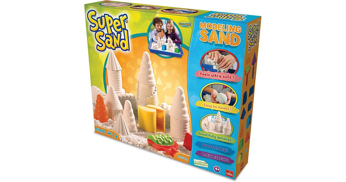 Goliath · Super Sand Spielsand - Giant Play Set