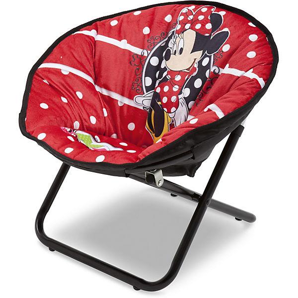 Stuhl, Minnie Mouse, klappbar, Disney Minnie Mouse