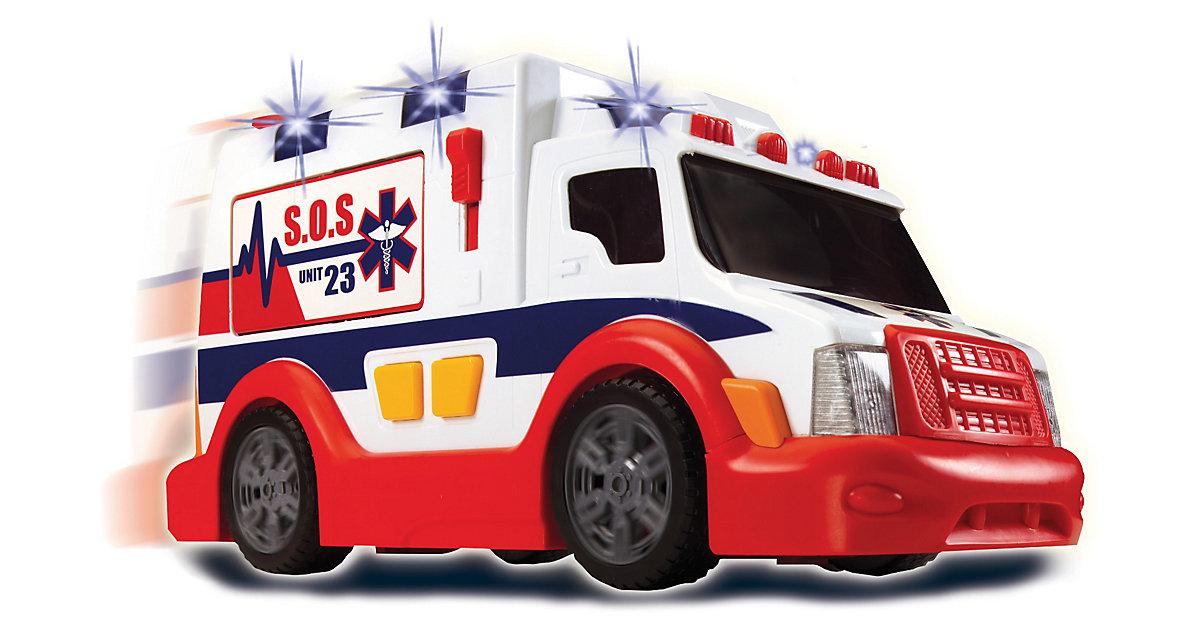 ´´Ambulance´´ - Ambulanz mit Licht und Sound 37cm