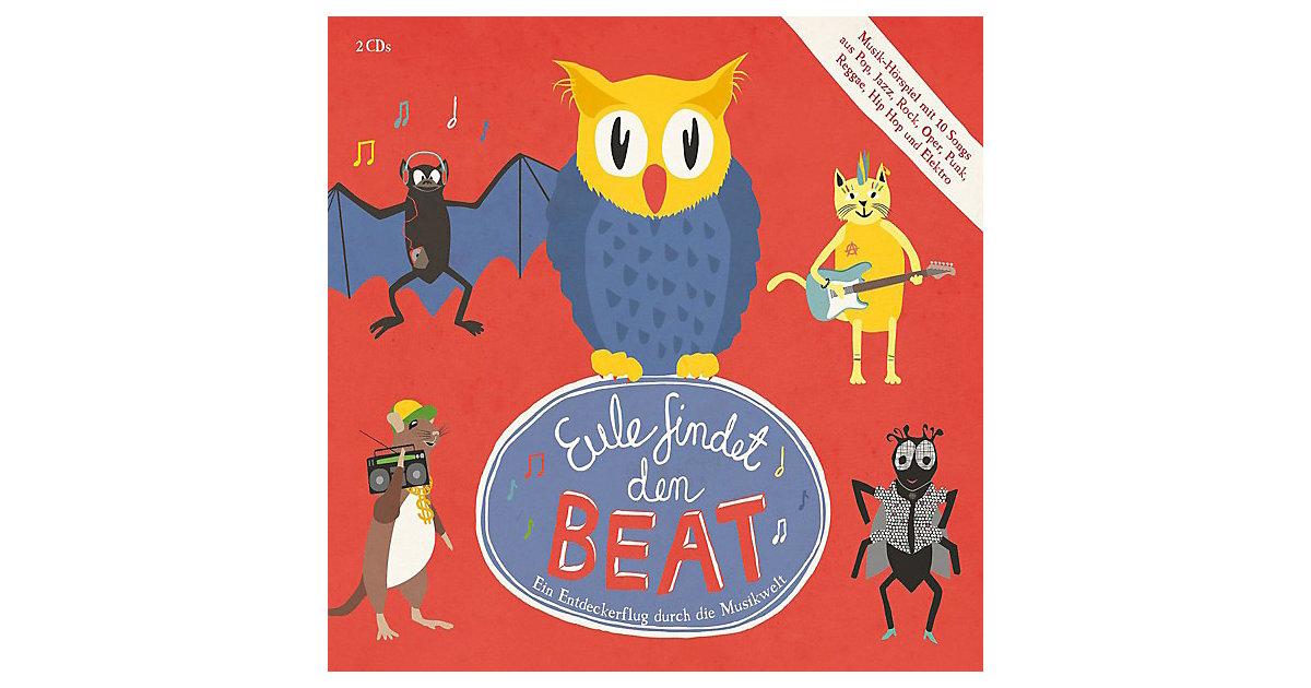 CD Eule Findet Den Beat (Musik-Hörspiel)