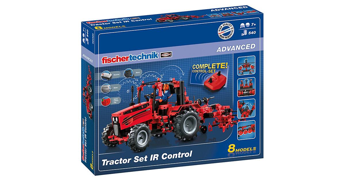 fischertechnik · Fischertechnik ADVANCED ´´Tractor Set IR Control´´ - Traktor Set mit Fernsteuerung