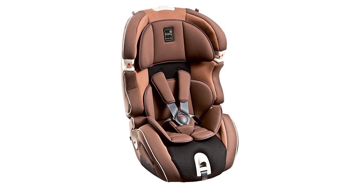 Auto-Kindersitz SLF123 Q-Fix, Moka, 2017 Gr. 9-36 kg
