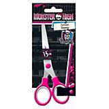 Ножницы, 15 см, Monster High