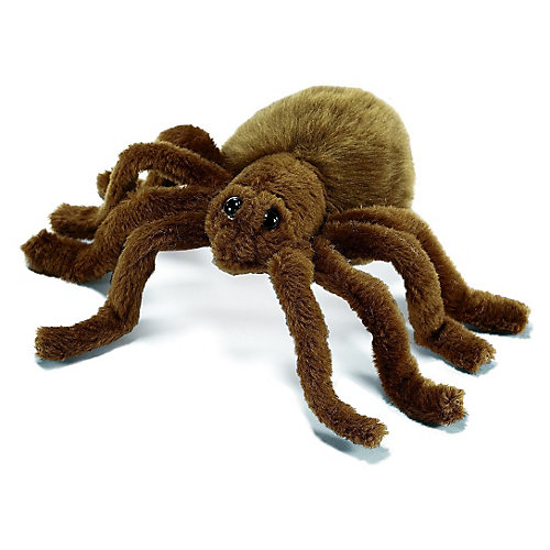 """Мягкая игрушка Hansa """"Экзотические животные"""" Тарантул коричневый, 19 см от Hansa"""