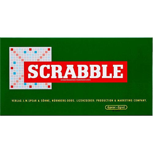 Scrabble Jubiläumsspiel mit Holzsteinen jetztbilligerkaufen