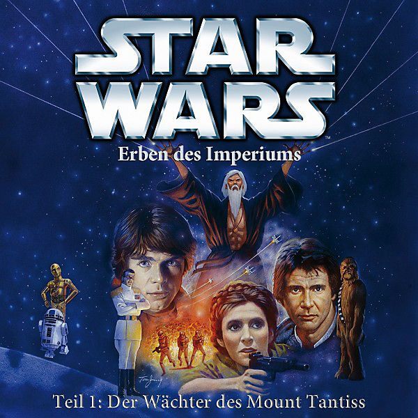 CD Star Wars-Erben Des Imperiums 01