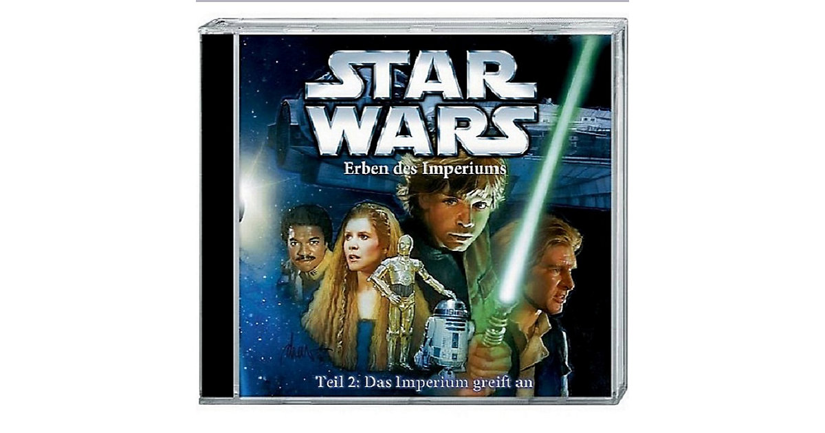 CD Star Wars-Erben Des Imperiums 02