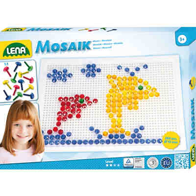 Design Studio Mosaik Transparent, 260-tlg.
