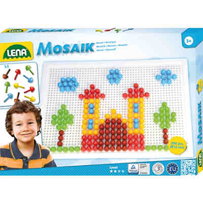 Lena Design Studio Mosaik color, 200-tlg.