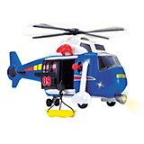Вертолет Dickie Toys, 41 см, свет и звук