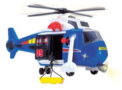 Kinderbett hubschrauber  Polizei Helikopter, Dickie Toys | myToys