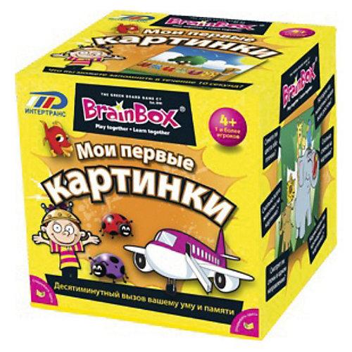 """Сундучок знаний  """"Мои первые картинки"""",  BrainBox от Сундучок знаний"""