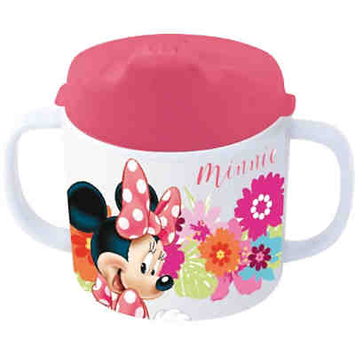 Trinklernbecher Melamin Minnie Mouse, 200 ml
