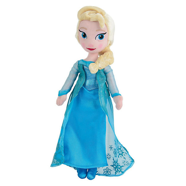 die eisk nigin pl schprinzessin elsa 25cm disney die eisk nigin mytoys. Black Bedroom Furniture Sets. Home Design Ideas