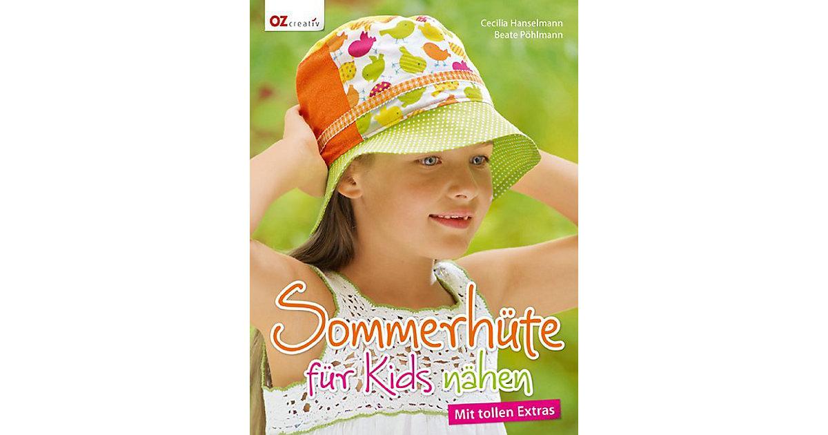 Sommerhüte Kids nähen Kinder