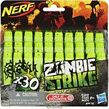 Комплект зомби-стрел для бластеров Nerf, 30 шт