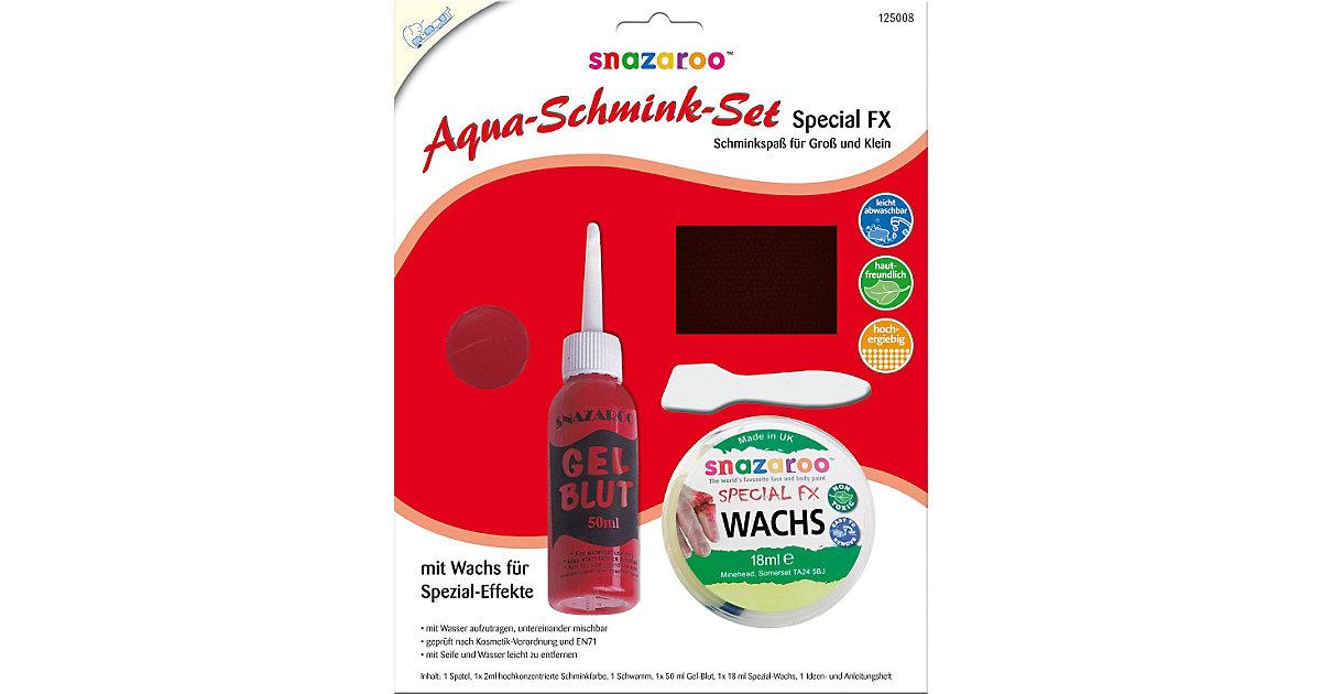 snazaroo Aqua-Schminkset Special FX, Schminkwac...