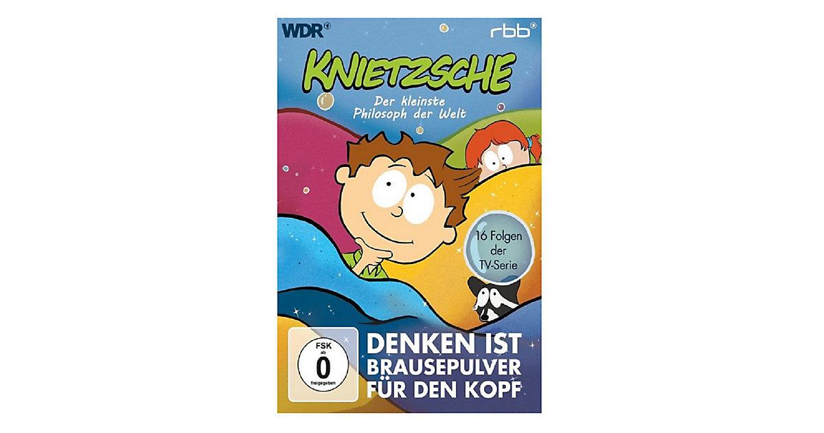 DVD Knietzsche: Der kleinste Philosoph der Welt...