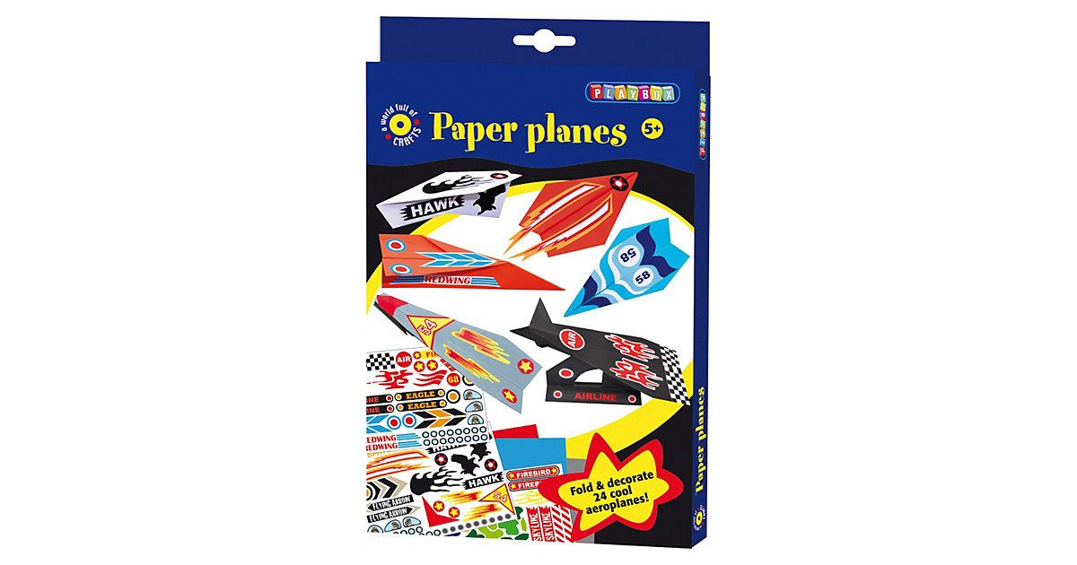 Kreativset Papierflieger
