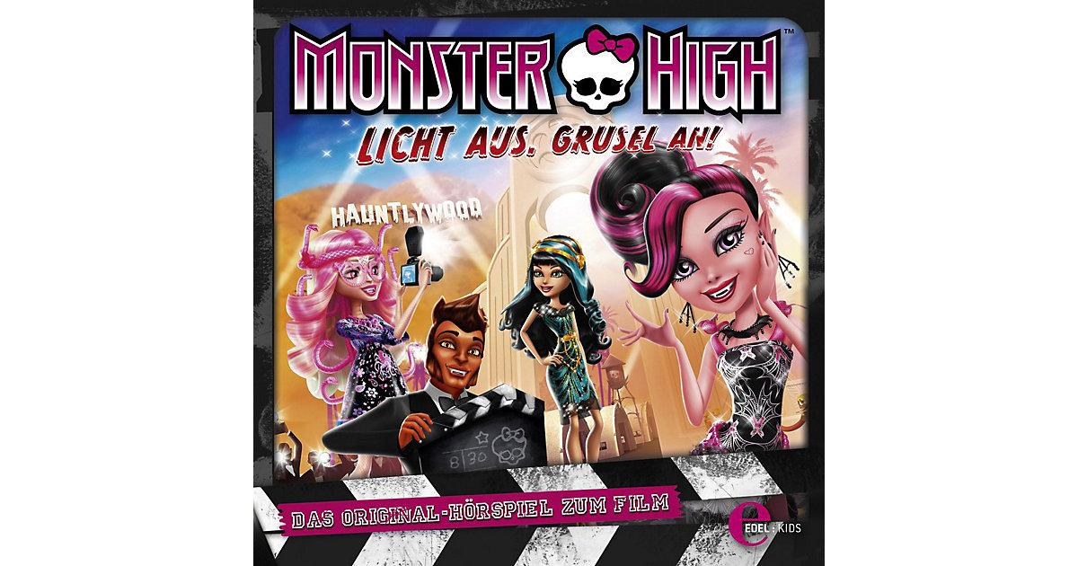 CD Monster High - Licht aus, Grusel an ( Origin...