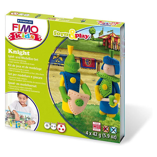 FIMO kids Form & Play Knight
