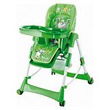 Стульчик для кормления Piero Fabula Horse, Jetem, зеленый