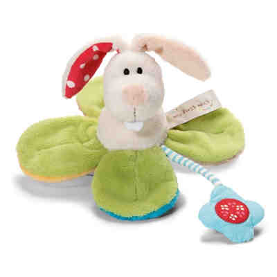 My First NICI 35934 Greifling Hase Tilli in Blume