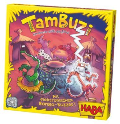 Tambuzi … den Letzten trifft der Blitz!