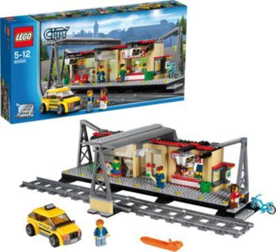 Lego 60050 City Bahnhof
