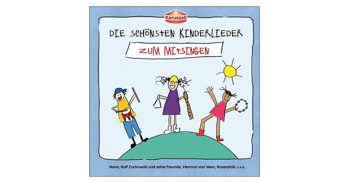 CD Die schönsten Kinderlieder - Zum Mitsingen