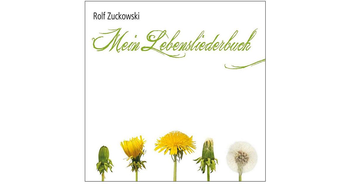 CD Rolf Zuckowski Erwachsene - Mein Lebensliede...