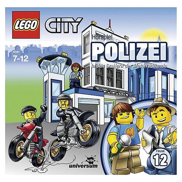 Cd Lego City 12 Polizei In Den Greifern Der Motorradbande Lego