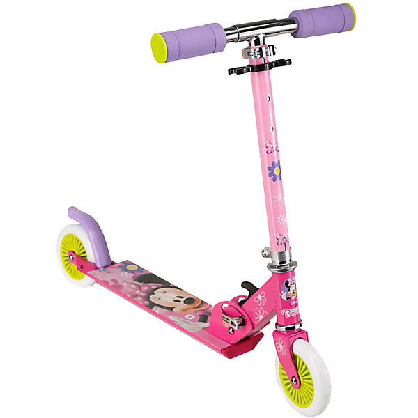 Minnie Mouse Scooter, klappbar