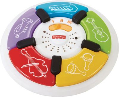 Fisher-Price - Buntes Lichtspiel-Piano