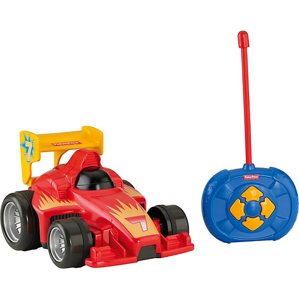 Fisher-Price - RC-Fernlenkflitzer