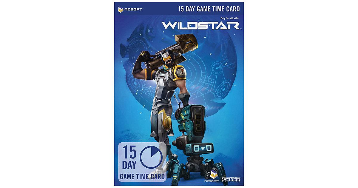 PC WildStar 15 Tage Timecard