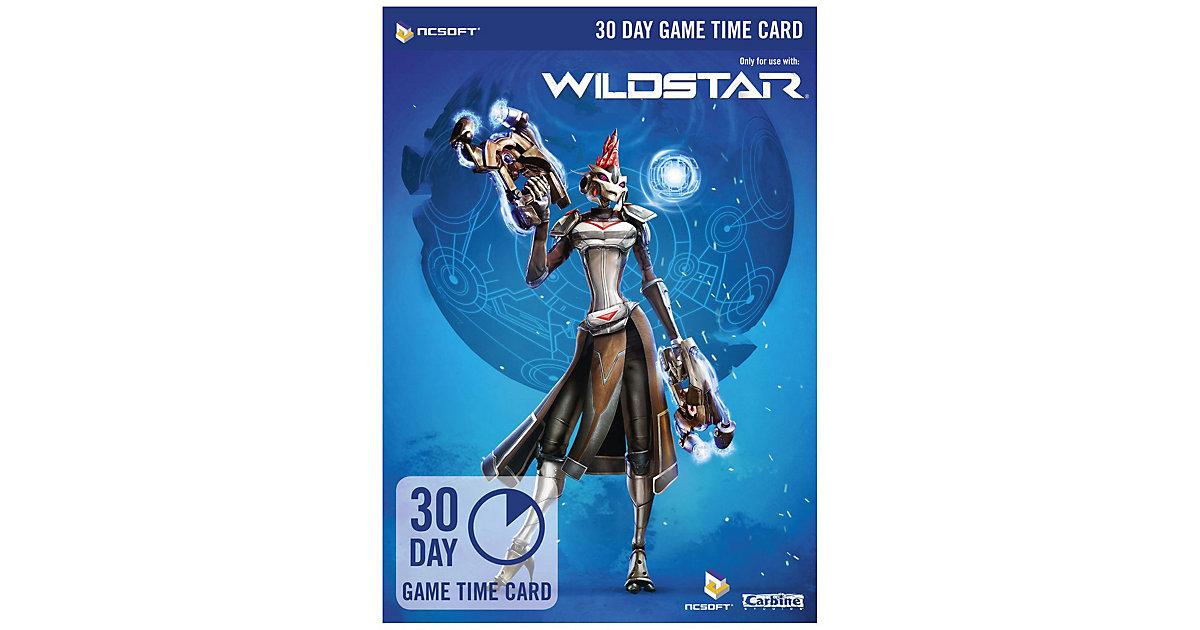 PC WildStar 30 Tage Timecard