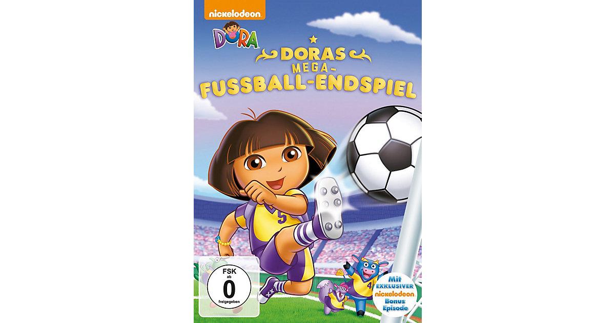 DVD Dora - Doras Mega Fussball Endspiel