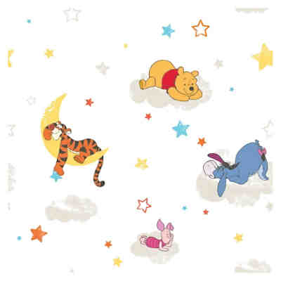 Tapete Winnie the Pooh, Rise & Shine, 10 m x 53 cm, Disney Winnie ...