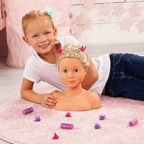 Кукла-манекен для причёсок Bayer, 27 см от BAYER