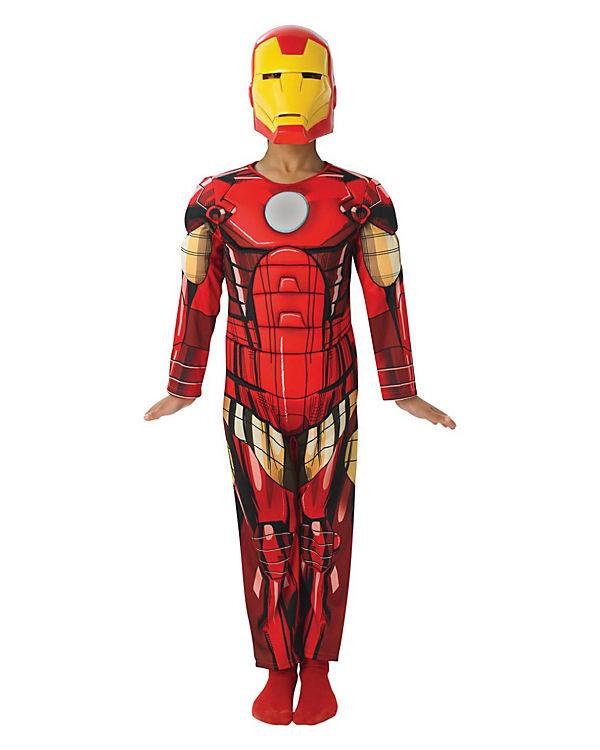 Kostüm Iron Man Deluxe, Marvel Avengers