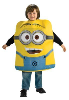 Kostüm Minion Dave Schaumstoffkörper Gr. 104/110 Jungen Kleinkinder