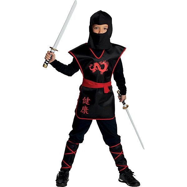 Kostum Ninja Krieger Rubie S Mytoys