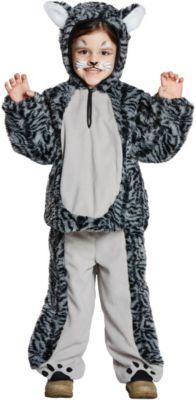 Kostüm Tigerkatze Gr. 116 Mädchen Kinder
