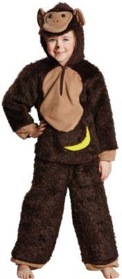 Kostüm Schimpanse Gr. 116