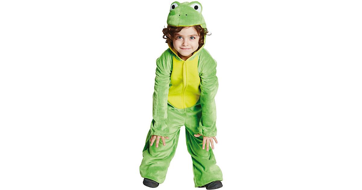 Kostüm Frosch Gr. 128 Jungen Kinder